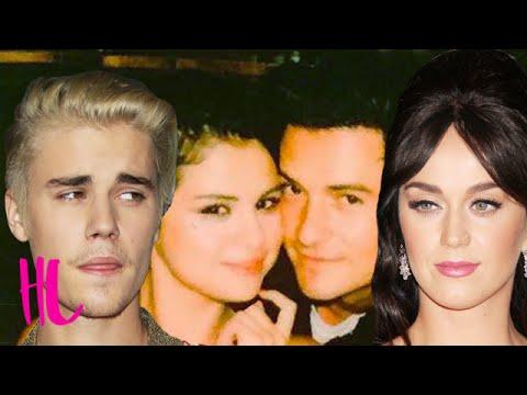 Justin Bieber & Katy Perry React To Selena Gomez & Orlando Bloom PDA Pics