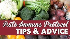 Autoimmune Protocol Tips and Advice   A Thousand Words