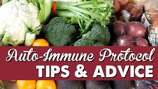 Autoimmune Protocol Tips and Advice | A Thousand Words
