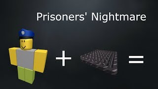 Mad City (Roblox) - How to make prisoners suffer