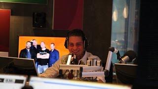 Evers Staat Op ZangMixShow met Douwe Bob