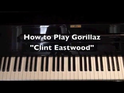 How to Play Gorillaz