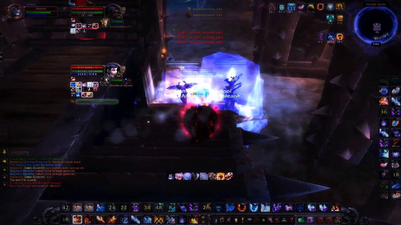 FIRE MAGE PVP MOP   HANSOL 3  Reborn 5 1]