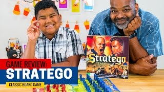 Game Review - PlayMonster Stratego Classic