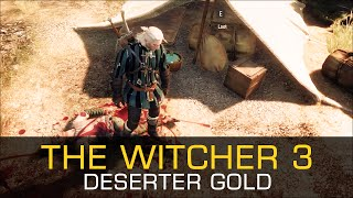 Deserter Gold FORMULA VERMILION ORENS CROWNS NOVIGRAD VELEN - The Witcher 3 Wild Hunt Gameplay PC