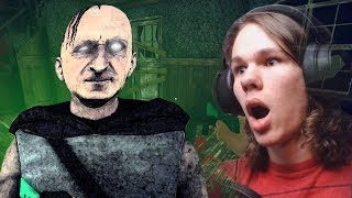YOU THOUGHT GRANNY WAS BAD | Grandpa (Granny Rip-off Horror Game)