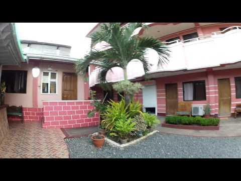 Matt and Tara Describing their Workaway Experience with the Pink Inn Palawan
