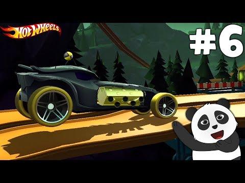 Panda Hot Wheels: Race Off Oynuyor! Süper Hızlı Araba - Altıncı Bölüm