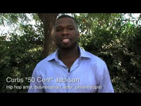 "Curtis ""50 Cent"" Jackson  