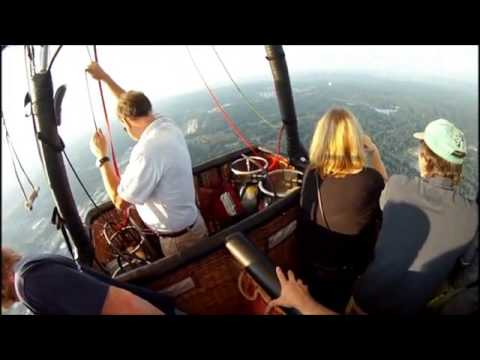 Washington Hot Air Balloon Rides in Woodinville Wine Country