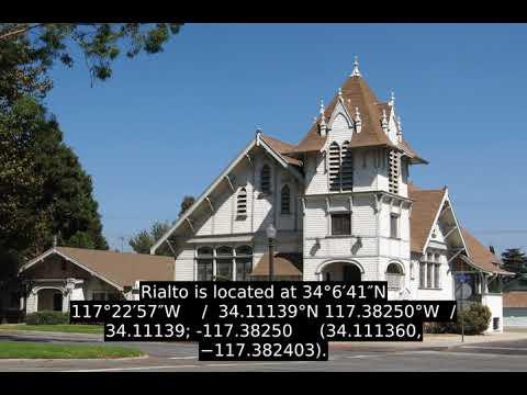 Rialto, California - Top Facts