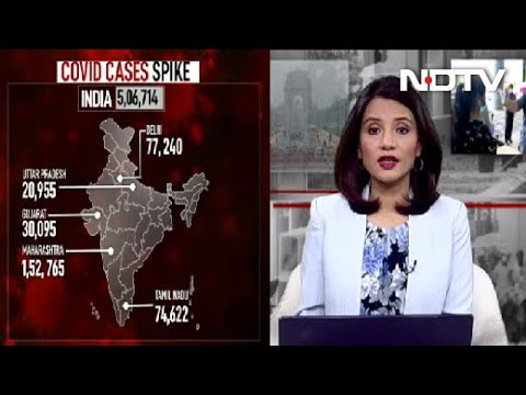 Covid-19 News: India Crosses 5 Lakh COVID-19 Cases, Over 1.52 Lakh Cases In Maharashtra
