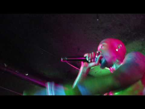 """Freddie Gibbs - """"Crushed Glass"""" (Live in Cambridge) real"""