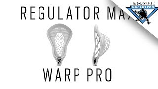 Warrior Regulator Max Warp Pro
