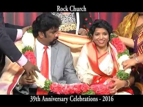 Rock Church 39th Anniversary Video 2016