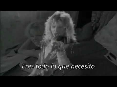 Motley Crue - Eres Todo Lo Que Necesito -  You're All I Need - Sub Español