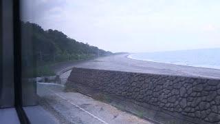 特急 くろしお13号(新宮行) 新宮到着 車内放送