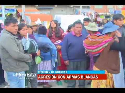 Infórmese con nuestro Resumen de Noticias en La Revista de La Paz