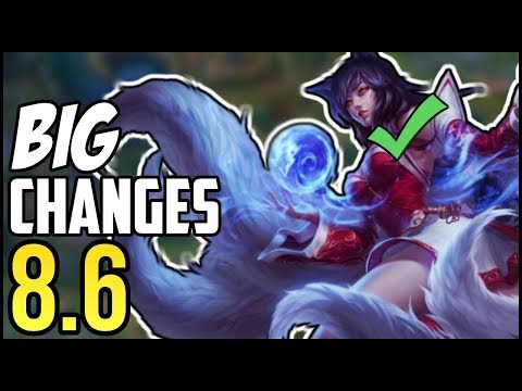 New Big Changes Coming SOON in Patch 8.6 - League of Legends thumbnail