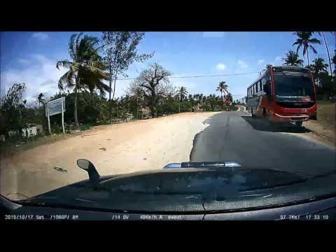 Driving Mozambique