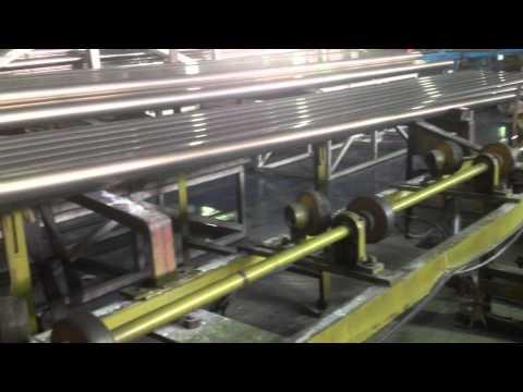 Процесс изготовления нержавеющей трубы