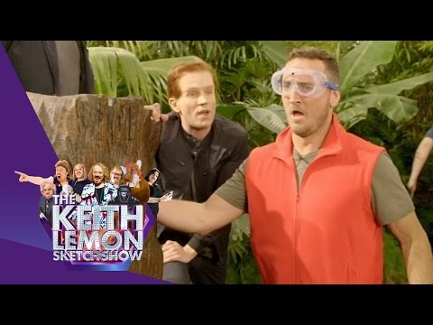 Ant & Dec Bush Tucker Trial | Will Mellor | The Keith Lemon Sketch Show