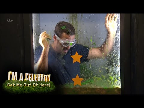 Bushtucker Trial: Toff and Jamie in Toxic Trauma | I'm A Celebrity... Get Me Out Of Here!