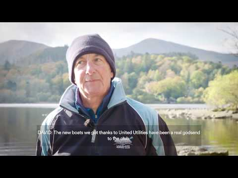 United Utilities Legacy Fund Rowing Film with Lakeland Rowing Club