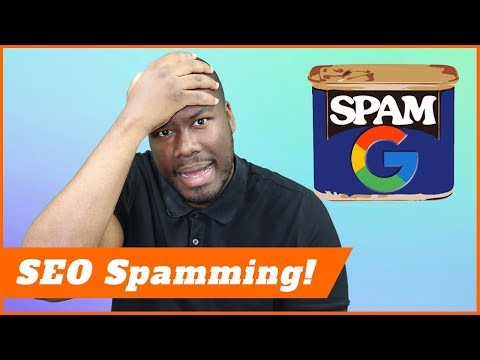My Exact Match Domain Spam Sites - SEO Experiment