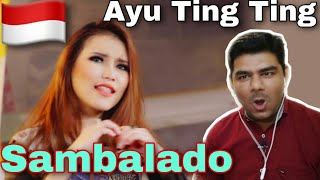 Ayu Ting Ting - Sambalado Reaction