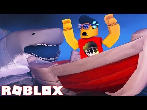 DON'T GET EATIN IN SHARKBITE w/ Seniac | Roblox