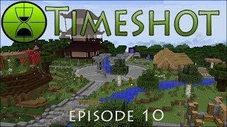 Timeshot! Excitedly Exploring Spawn! - Episode #10