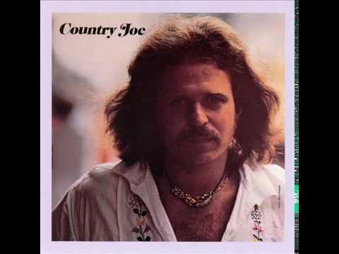 Country Joe (McDonald) - Country Joe (1974) [Full Album]