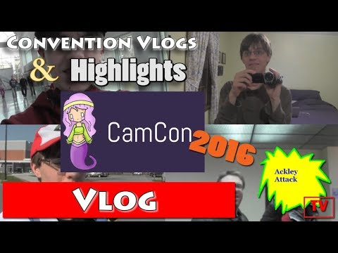 Camillus Con 2016 Vlog