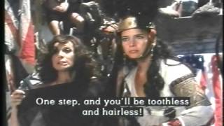 Karezi as Lysistrata 1972