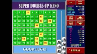 Super Double Up Keno