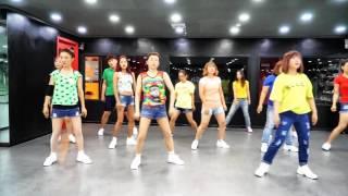 [성남댄스학원/제이오댄스] 원더걸스(Wonder Girls) -Why So Lonely [오전반수업영상]