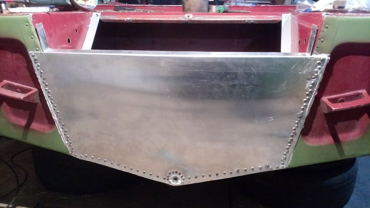 Ремонт транца лодки пвх своими руками видео фото 373