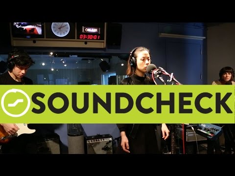 Emmy The Great: 'Swimming Pool,' Live On Soundcheck