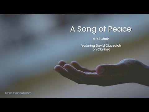 This Is My Song - A Song Of Peace