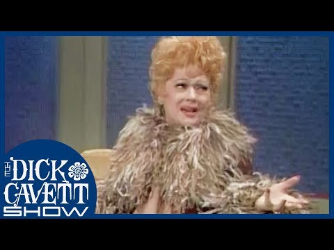 Lucille Ball On Her Favorite 'I Love Lucy' Episode | The Dick Cavett Show