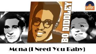 Bo Diddley - Mona I Need You Baby (HD) Officiel Seniors Musik