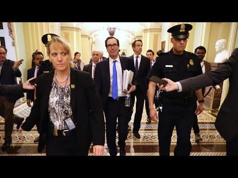 Stimulus package: Senate approves historic $2 trillion stimulus deal ...