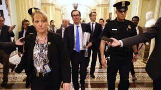 Coronavirus: White House And Senate Strike Deal On Historic $2 Trillion Stimulus Bill