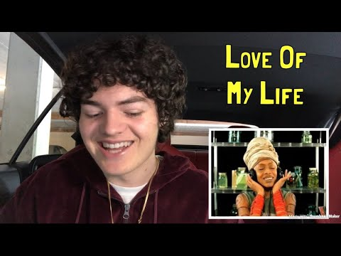 Erykah Badu Ft. Common - Love Of My Life | REACTION