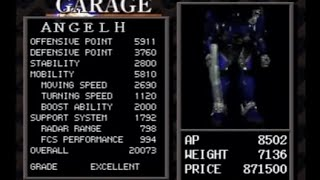 Armored Core - Final Mission + Ending