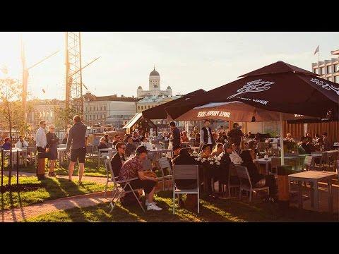 Madrileños por el mundo: Helsinki