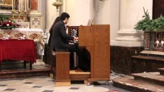 Toccata e fuga in re minore BWV 565 J.S.Bach - Davide Marano Organ