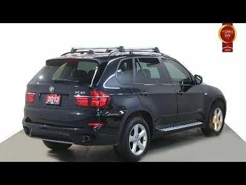 2012 BMW X5 XDRIVE DIESEL NAVIGATION LEATHER PANORAMIC ROOF