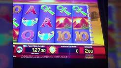 LET'S PLAY  #MERKUR SPHINX WILD 2 EURO FREISPIELE